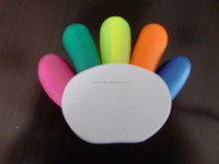 high quality color hand stationery highlighters