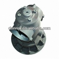 Investment Cast Car engine spare Part with Integrated CAM/CAD System, Suitable for Aerospace and Military Industries