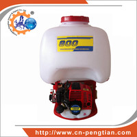Chinese Supplier PT-800 Backpack Gas Powered Power Sprayer