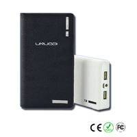 Portable Power Bank 20000mah wallet battery charger for smart phones
