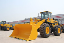Construction Equipment 5Ton New RC Woods Front End Wheel Loader ZL50 For Sale