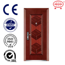 Red Copper Security Steel Door