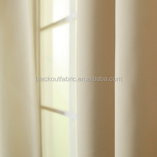 sunproof thermal insulation curtain fabrics drapes