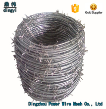 galvanized steel barbed wire factory sale Razor wire fence netting