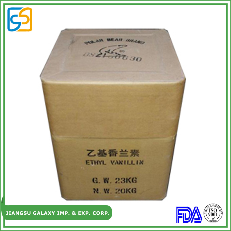 Competitive price ethyl vanillin powder