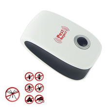 new products pest control mosquito electric pest repeller with LED light
