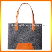 High quality hand made felt shopping bags