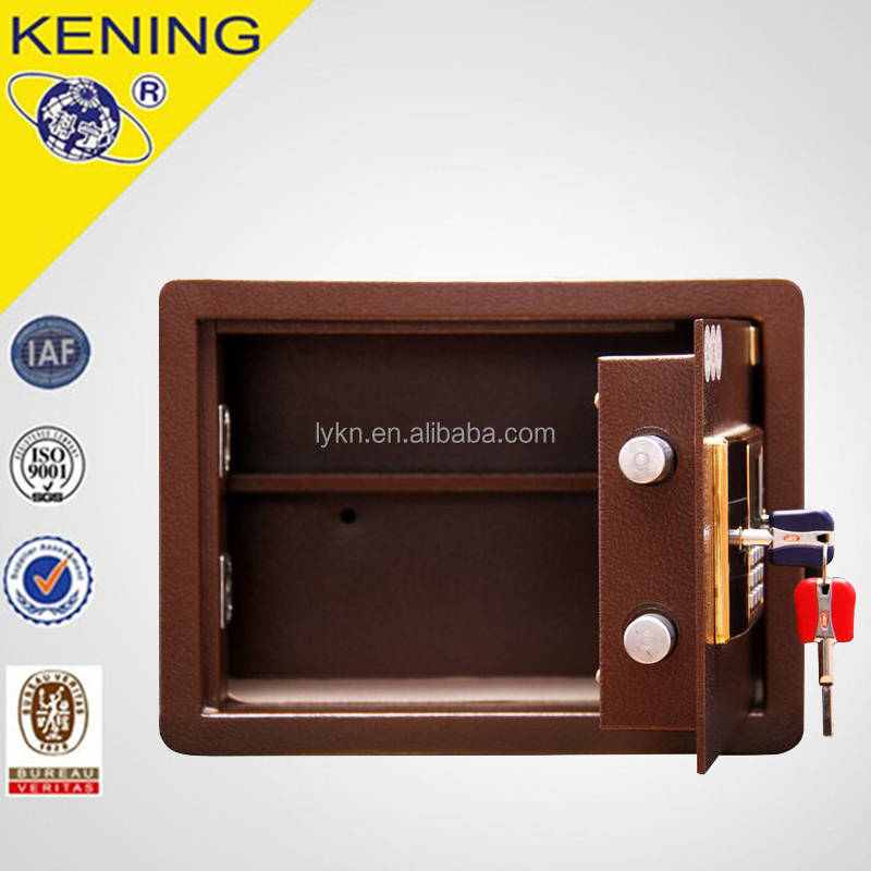 2016kening steel furniture manufactory ltd New Arrival Wall Hidden digital Steel Safe box