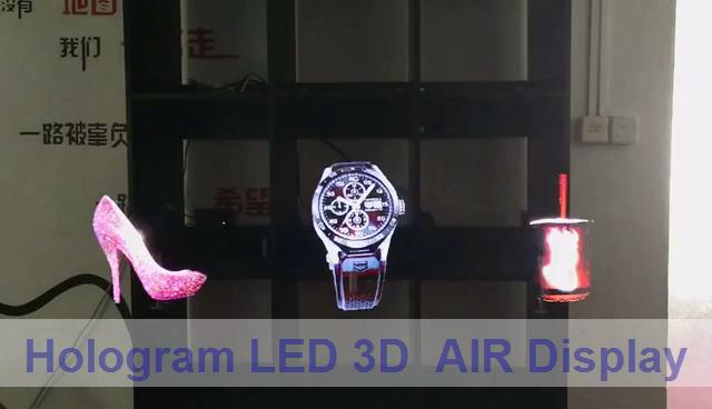 Hologram LED 3D Display