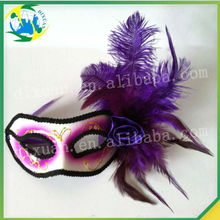 WHOLESAL DIFFERENT DESIGN OF PURPLE COLOR HALF FACE MASKS