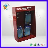 cell phone accessory floor display rack ,cellphone store displays ,cellphone cases display stand