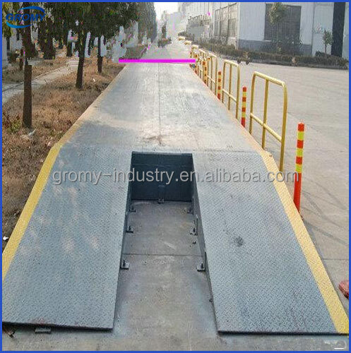 60t Weighbridge Digital Truck Scale Truck Weight Scale with Good Weighbridge Price
