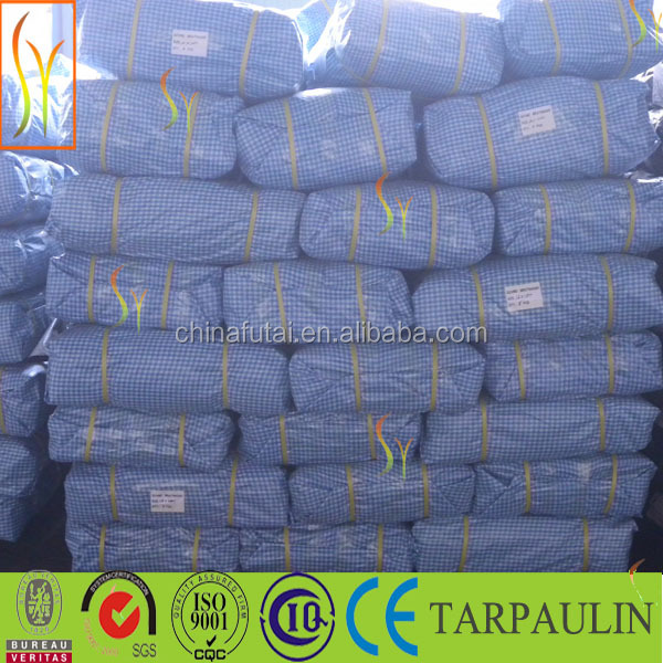 colored backpacks tarpaulin for grass cover