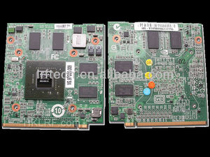 9600M GT DDR2 1GB MXM-II Nvidia VGA/graphic card