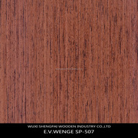 engineered wenge timber wood sliced laminated mdf wood veneer/walnut burl veneer for door skin plywood racon face sheets