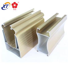 Wooden grain surface aluminum extruded profiles