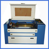 high speed co2 laser cutting mobile screen protector machine with Ruida system for mass production