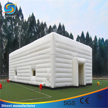 Inflatable Air Cube Tent For Sale, Outdoor Inflatable Cube Tent, Cube Tent Inflatable