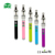 Blisters card kit E-cigarette Kits 10 colors e cig vapor starter kit EVOD 650mah battery