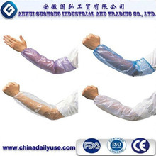 Disposable Machine Made PE Sleeve covers