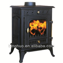 Westminster wood burning cast iron stove in UK