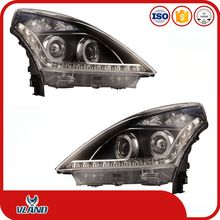 TEANA accesorios LED Front Light 2008-2012 Teana LED Headlight lamp (ISO9001&TS16949)
