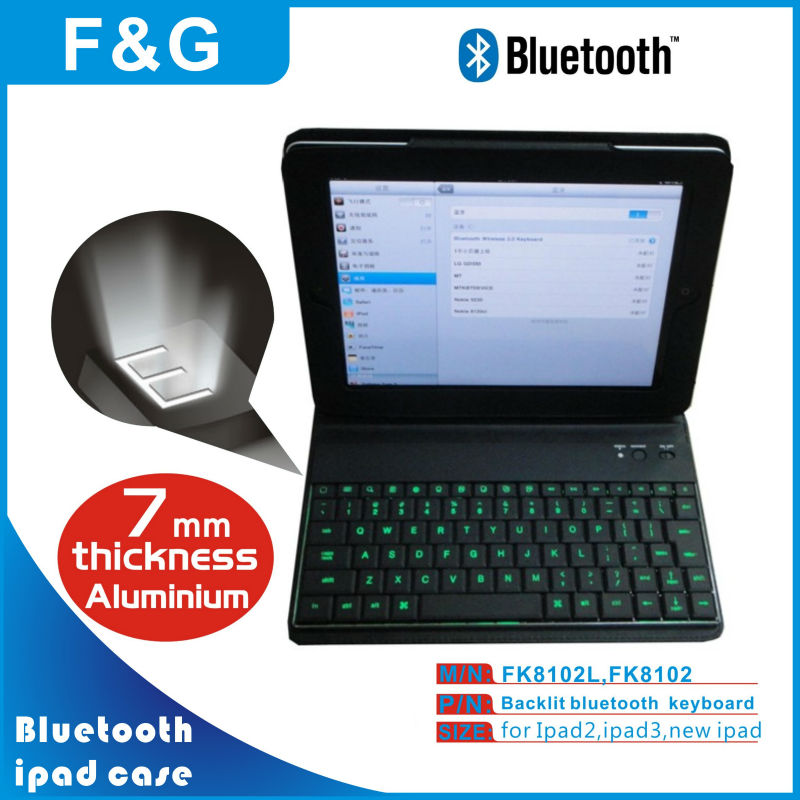 wireless keyboard case for android tablet
