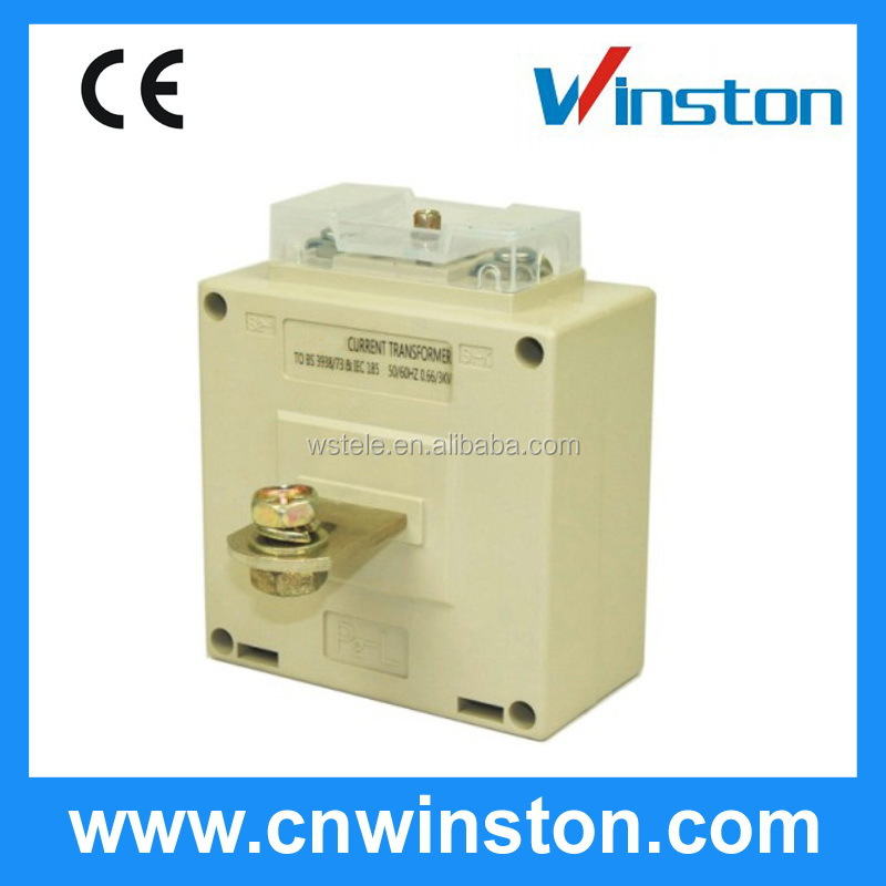 Rich Range MSQ-30A Single Phase Current Transformer 5A to 6000A