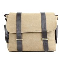 2014 high quality canvas waterproof camera bag