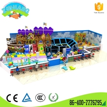 Wholesale best price ce certificated kid used indoor playground equipment, plastic playground slide for sale