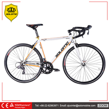 SOLOMO C386 Aluminum Alloy Frame 700C Road Bike 16 Speed