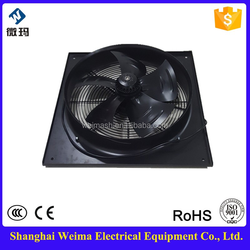 Factory Direct Sales Suction Type CE Approved 400mm Fan Motor for Compressor