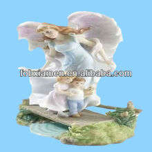 2013 Decorative heavenly protector life size angel statue
