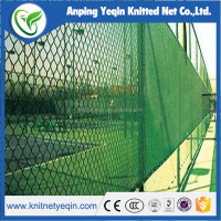 Yeqin HDPE Printed green tennis court windbreak net