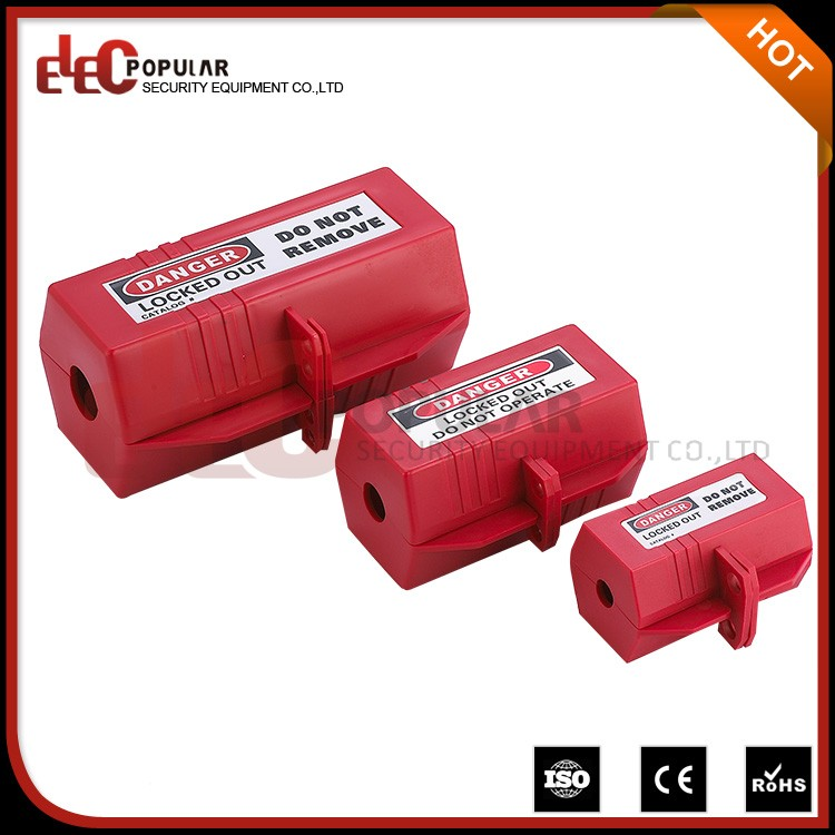 Elecpopular Hot New Products For 2016 Pneumatic Safety Electric Plug Chord Lockout Widely Used In Industry