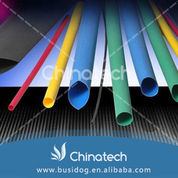 Alibaba china factory Colorful Heat shrink sleeve 3:1 with 4.8 diameter