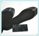 Healthy Bamboo Charcoal Deodorant Cushion Foot Inserts Shoe Pads Insoles