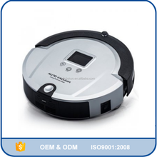 Hi-Tech Smart and Professional Multifunction Wireless Remote Robot Vacuum Cleaner