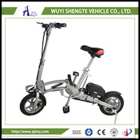 2016 new folding electric bicycle ebike