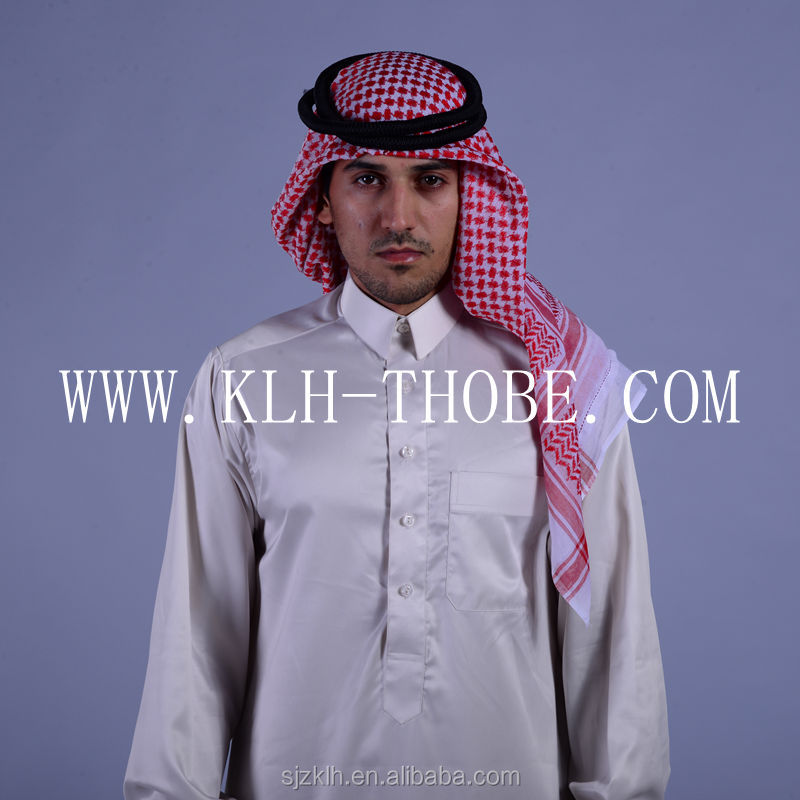 muslim men dress, Arabic Thobe , NEW DESIGN