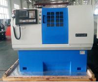 Precison Small Lathe Machine mini cnc lathe machine with 320 diameter