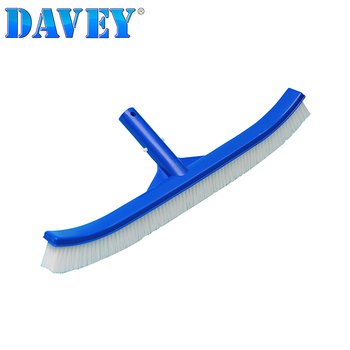 Hot Sell Swimming Pools Accessories Pool Cleaning Brush With Aluminum Back  - Buy Pool Cleaning Brush With Aluninum Back,Swimming Pools ...