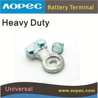Universal Replacement Side Post Automotive Battery Terminal with Screw Bolt
