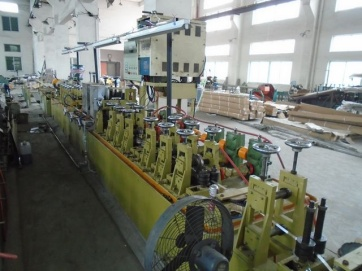 Stainless steel pipe machining 1