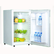 hotel refrigerated display mini bar fridge cooler