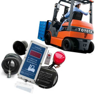 High quality forklift Trucks security alarm system,home security alarm system