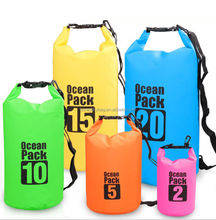 Yesrs No Complain Custom Ocean Pack Dry Tube Water Proof Bag Backpack 5L