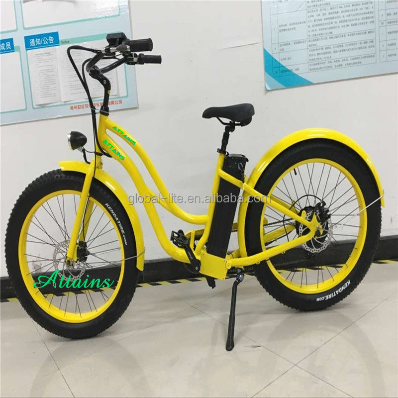 light weight 26 inch wheel e bicycle for Export
