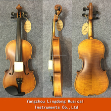 1/8-4/4 antique old spruce laminated violin