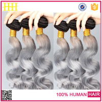 Alibaba express wholesale my beauty body wave anti gray braiding hair